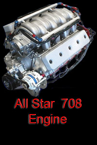 All Star 708 Engine